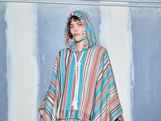 Look from Benjamin Benmoyal's Autumn-Winter 2021-2022 collection