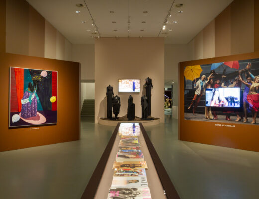 "Exhibition ""Voices of Fashion, Black Couture, Beauty and Styles"" at Centraal Museum"