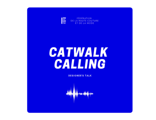 Catwalk calling podcast cover