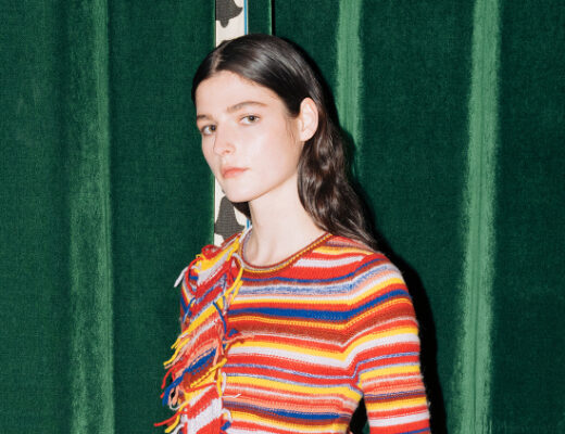 Look from Chloé's Autumn-Winter 2021-2022 collection