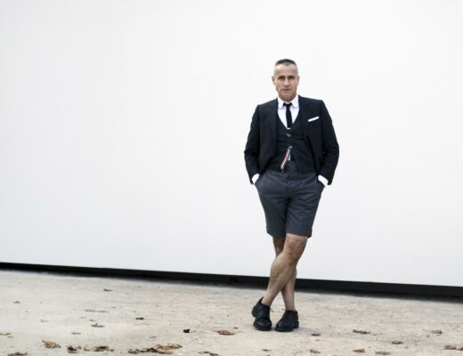 Portrait of Thom Browne