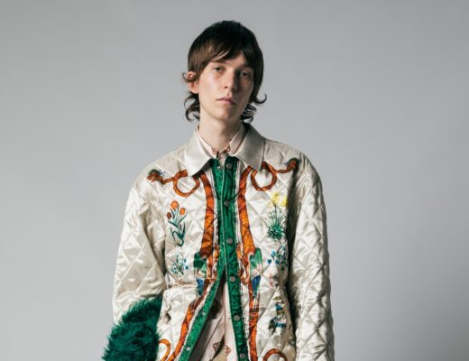 Look from Egonlab's Spring-Summer 2022 collection