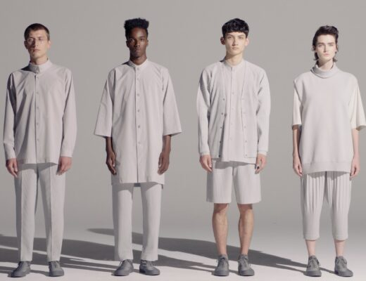 Issey Miyake Homme Plissé Spring-Summer 2022 collection