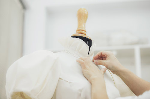 From Shiatzy Chen Atelier to Runway, craftsmanship image SS 22
