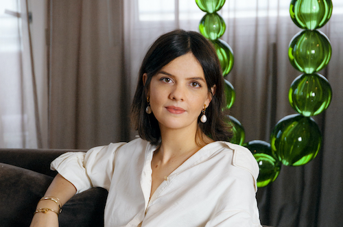 Sybille Darricarrère Lunel, Director of Offer and Head of Buying, Women's wear, Lingerie & Kids, Galeries Lafayette