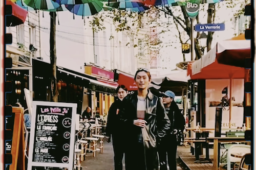 Paris Zeitgeist by IFM's Emerging Talents second video extract