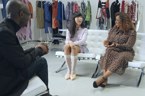 Susie Lau, Susiebubble and Morin Oluwole, Head of Luxury at Facebook