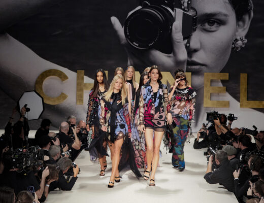 CHANEL Spring-Summer 2022 Ready-to-Wear Show